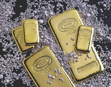 Gold Bar 999 Fine 1
