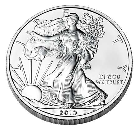 US Silver Eagles BU (100 x 1 oz.)