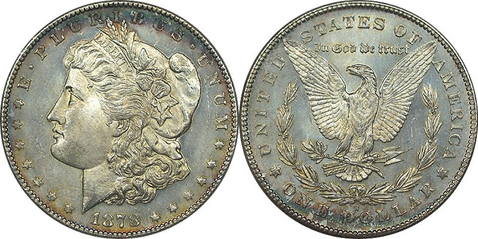 Pre-1905 Morgan Dollars Avg Circ (1,000 pc.)