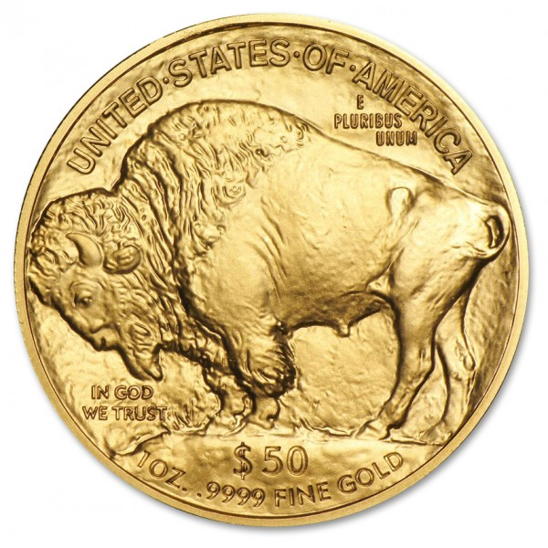 US Gold Buffalo