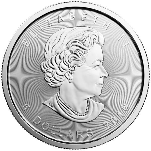 2016 Silver Maples (100 pcs)