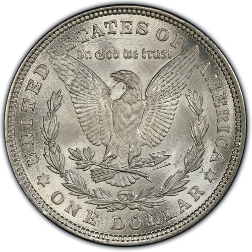 1921 Morgan Dollars