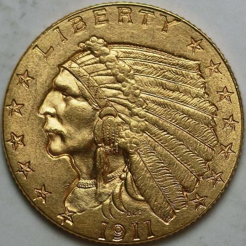 1207003_$2.5_Indian_AU_Five_(5)_pieces_obv