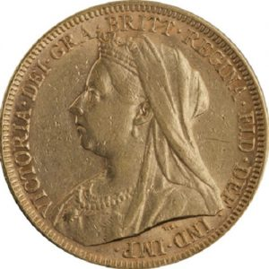 1502006_British_Sovereigns_Queen_Victoria_circulated_Ten_(10)_pieces_obv
