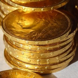 1504001_20_francs_Swiss_Helvetia_random_dates_Ten_(10)_pieces