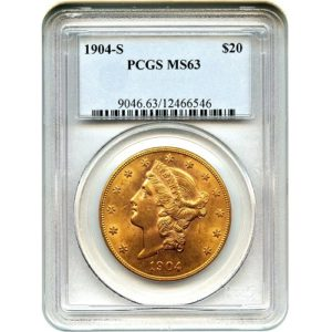 1204103_$20_Liberty_PCGS_MS63_obv