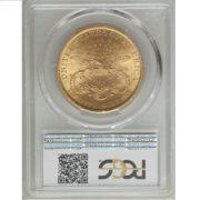 1204105_$20_Liberty_PCGS_MS65_rev