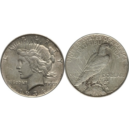 2302102_Peace_Dollars_VG_250_pieces