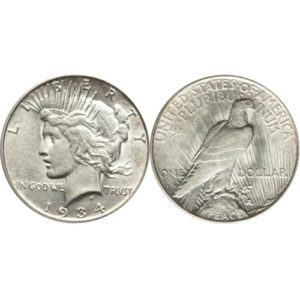 2302201_Peace_Dollars_AU_100_pieces