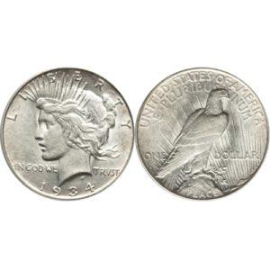2302201_Peace_Dollars_AU_100_pieces