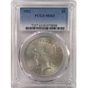 2303402_Peace_Dollars_PCGS_MS63_20_pcs_obv