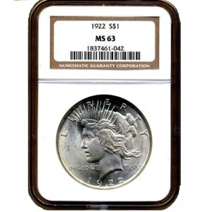 2303501_Peace_Dollars_NGC_MS63_10_pcs