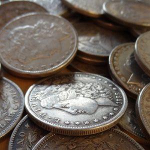 2305401_Morgan_Dollars_pre-21_XF_100_pieces