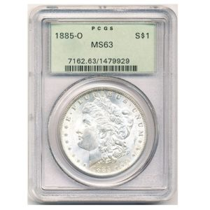 2307101_Morgan_Dollars_pre-21_PCGS_MS63_10_pieces_obv