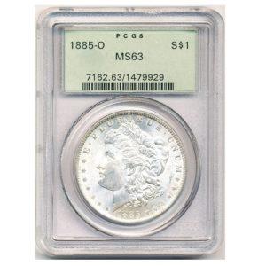 2307101_Morgan_Dollars_pre-21_PCGS_MS63_10_pieces_obv