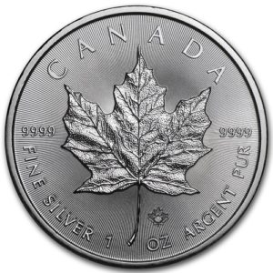 2401001_RCM_Silver_Maple_Leaf_100_coins_obv